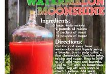 Watermelon Moonshine