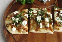 Food & Drink - Pizza & Flatbreads / Everything is better in pizza-form.