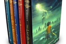 Percy Jackson and the Olympians / I luv them as much as the Hunger Games / by Alexa Valerio
