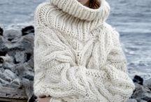 Sweter / wzór swetra na zimę