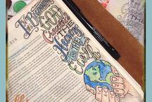 Art Journaling / Art journaling samples and art ideas