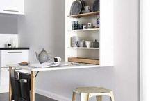 meuble table cuisine