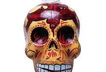 Skull Obsession / by Sierra Fitzgerald
