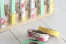 Learning washi tape