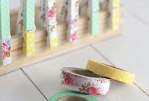Washi tape / by tururu (x4duros)