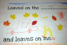 Kindergarten - Class Books