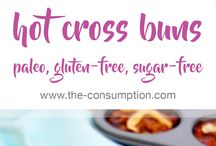 Gluten Free Baking Recipes / Breads, biscuits, cakes, wraps, tortillas, crackers, treats etc. - all gluten free!