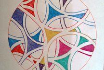Mandala creativi / Creazione di mandala