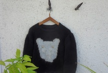 I knit / Tricot - knitting projects and ideas.