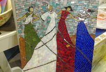 mosaicos y mas mosaicos