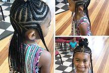 Little Girls' Hair styles
