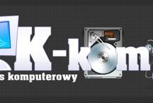 K-Komp Serwis Komputerowy Kołobrzeg / Jestem osobą świadczącą usługi komputerowe, takie jak: naprawa komputerów, naprawa laptopów, naprawa drukarek, budowa sieci komputerowych, tworzenie stron internetowych, pozycjonowanie stron internetowych, odzyskiwanie danych. Zapraszamy do zgłaszania problemów z komputerem, laptopem, drukarką lub innym urządzeniem komputerowym pod numerem telefonu 785456826. Do każdego klienta podchodze indywidualnie i dokładam wszelkich staran, aby moje usługi świadczone były na jak najwyższym poziomie.