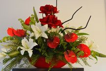 Artificial Flowers - Silks