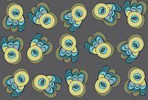 mønstre – patterns / Se Glad Designs fantastiske mønstre og bliv inspireret!