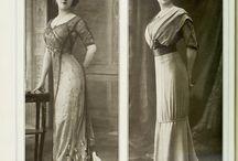 1910-1911 fashion