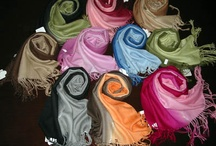 Pashminas and Scarves