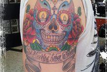 Coisas para usar / Tattoo / by pet crazy tatoo crazy