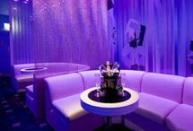 Lounges and Soft Seating / Ideas for creating outstanding seating areas at weddings and events.