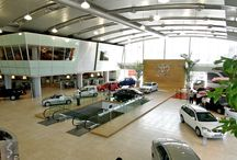 Proyectos Comerciales / Salas de venta y locales comerciales donde hemos instalado nuestros productos.