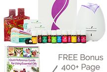 essential oils / by Holly Johnson