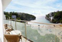Hotel / Impressionen aus dem Hotel Cala Santanyi