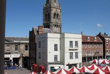 Newark / The largest town in our district is full of history and character! Newark, Nottinghamshire