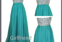 prom dresses(: / by Gabrielle Nicole Tumey