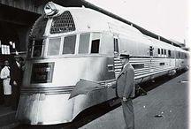old stream trains