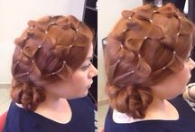 Updos / Ermi Sdrali brings you go-to-guides for the hottest updo hairstyles. Visit us: We do hairstyle that suit you #hairmine