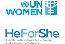 Gender equality / Abolish gender stereotyping!