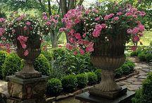 Garten Dekor amphore