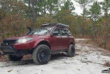 Lift a Subaru