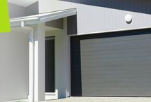 Garážové brány / Všetko o garážových bránach.
