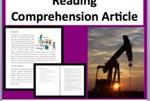 **Science Article Readings / Here is a collection of science article readings complete with comprehension questions and answer keys.