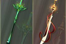weapon / sword / Rittik-Designs