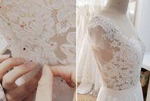 Clothes: Wedding dresses/ Wedding Accessories