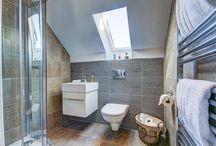Stylish Bathroom ideas / Elegant and modern bathroom inspirations handcrafted by Mactaggart & Mickel Homes in scotland!