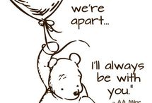 Winnie the Pooh - love quotes