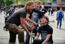 straatmuziekfeest Lelystad 2015