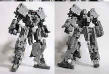 Mecha /Gundam etc
