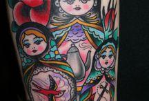 Art of Tattooing