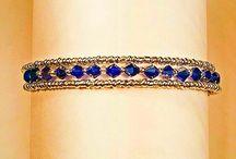 Wrap Swarovski Bracelets