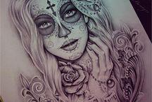 Tatouage portrait