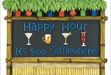 Drink Recipes--Happy Hour--Booze / by Judith Baugh  Hert