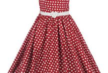 Dotty for Polka Dot Dresses / by Discord and Rhyme