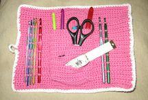 Crochet - Hook Case
