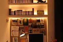 Home Office Lighting / Home office lighting design by John Cullen Lighting