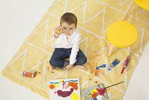 Yellow Kids Rooms / www.lorenacanals.com