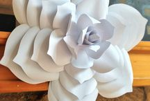 DIY Paper Flower Ideas