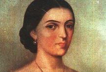 Libertadora a story of Manuelita Saenz #newplay / by Diana Burbano